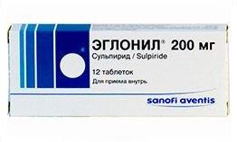 eglonilas ir hipertenzija)