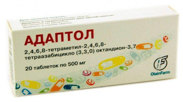 adaptolis nuo hipertenzijos